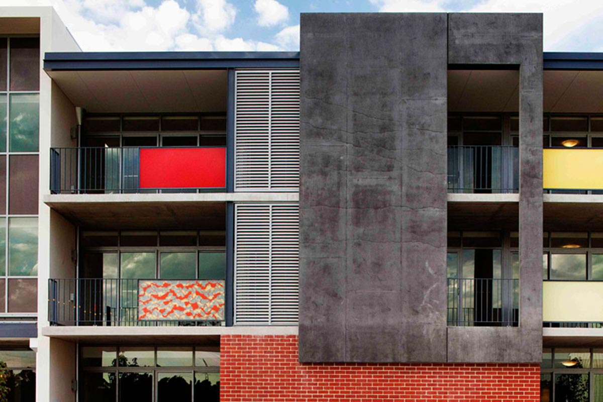 Pam Gaunt Foundation Housing: Social Housing Apartments