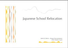 Japanese School Relocation to City Beach Primary School